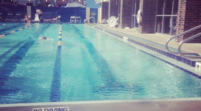 Wednesday – Swim Workout