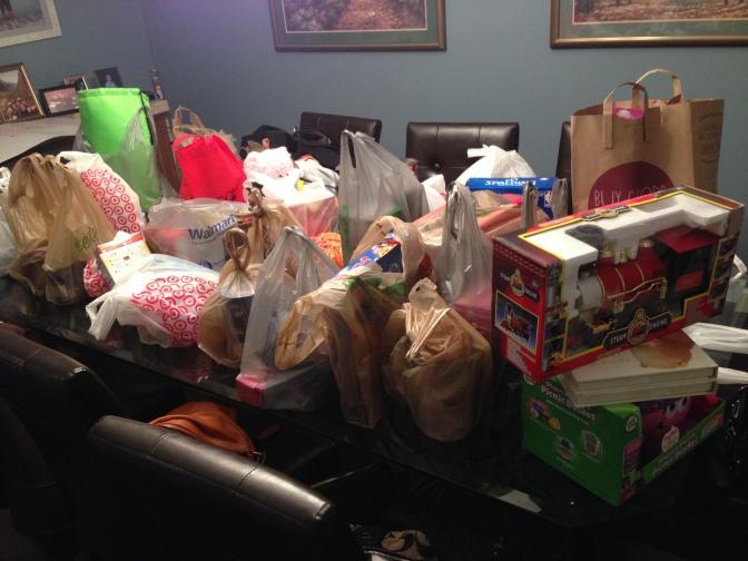 Christmas Week – December 22 – 28, 2014