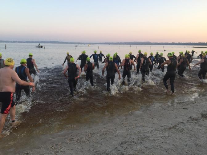 New Year's Day – Lucky's Lake Swim