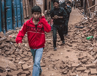 2nd Earthquake Hits Nepal – Save The Children – Please Help