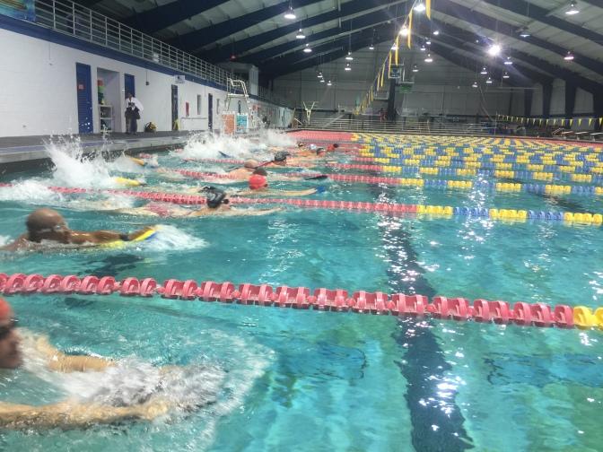 Swim – Monday