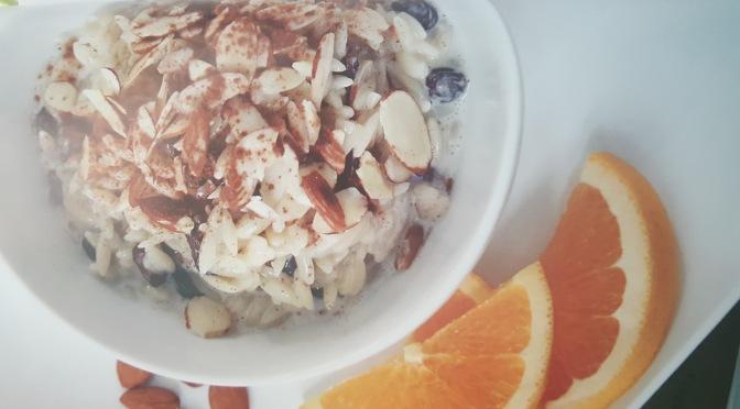 Last-minute breakfast recipe