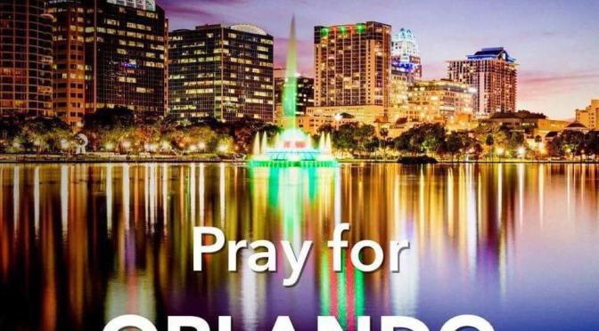Pray For Orlando
