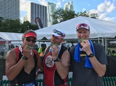 Greg Veilla, Bill Freyer and Doug Brown