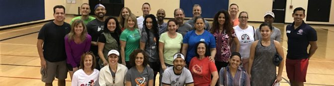 2018 CFL Tri Club Kick Off Meeting – Today