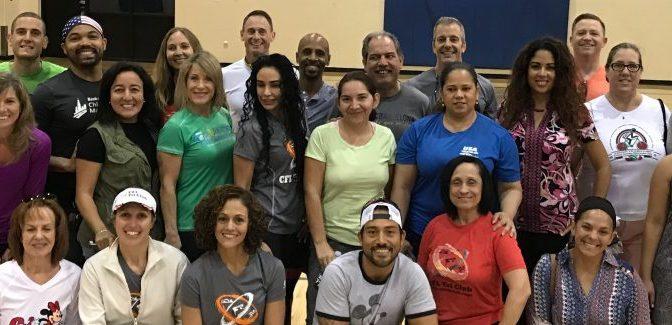 2018 CFL Tri Club Kick Off Meeting – Today