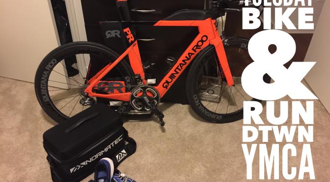Tuesday – Bike