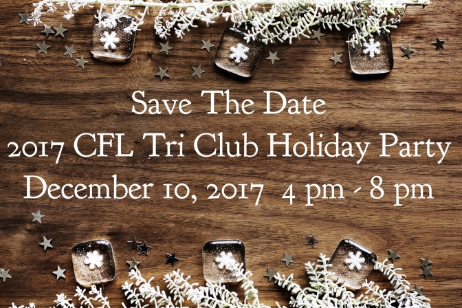 2017 CFL Tri Club Holiday Party