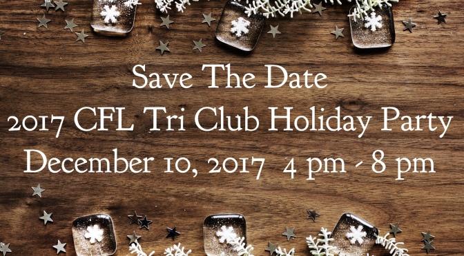 2017 CFL Tri Club Holiday Party
