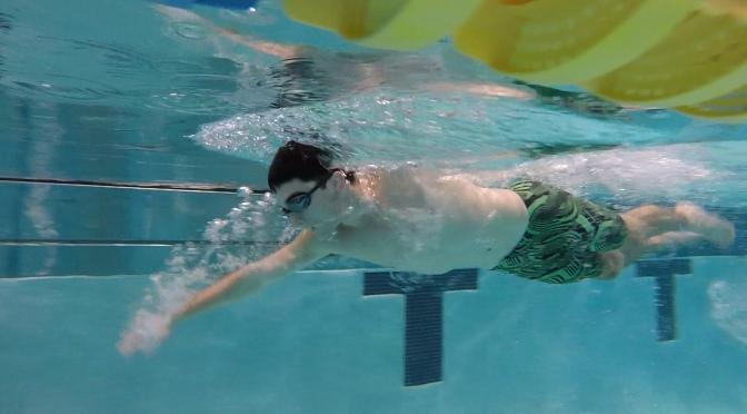 Monday – Swim (Recovery Week)