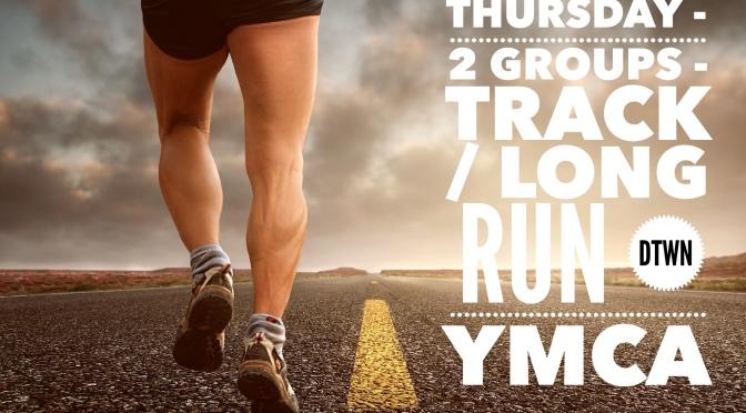 Thursday – Run