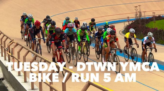 Tuesday – Bike Trainer / Run