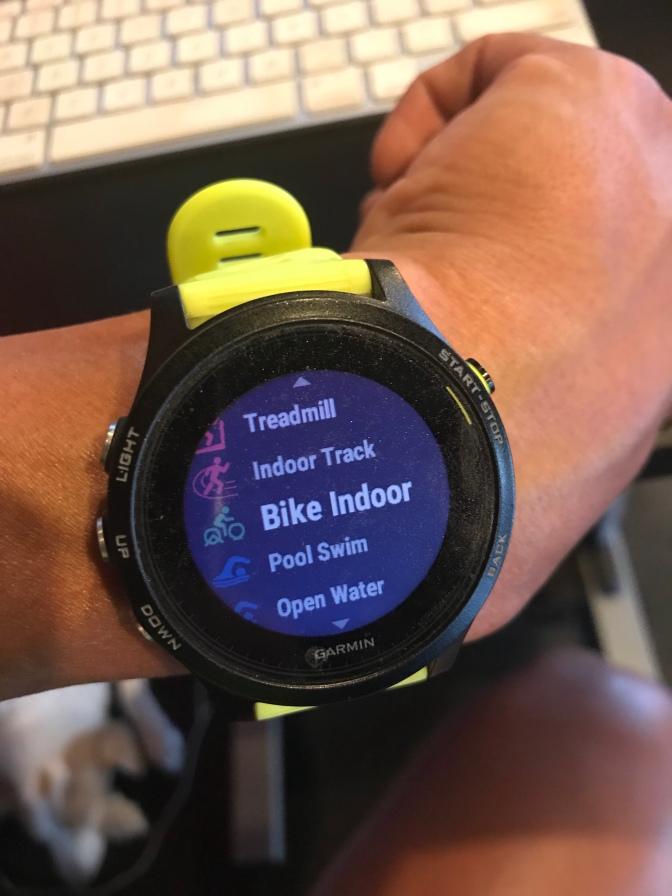 Tuesday – Bike/Run – 5 am