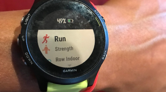 Thursday – Run (Test)
