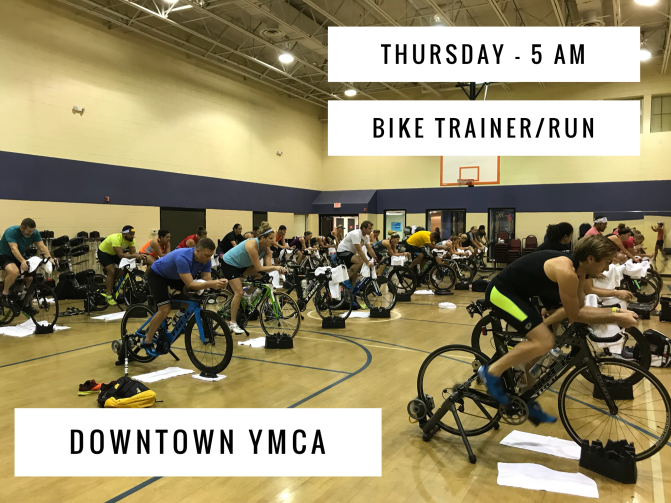 Thursday – Bike/Run