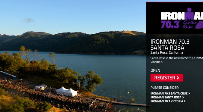 Priority Sign up for Ironman Races