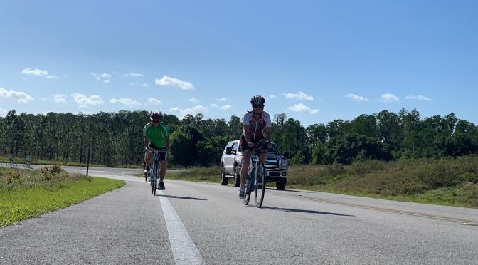Saturday – Bike / Run