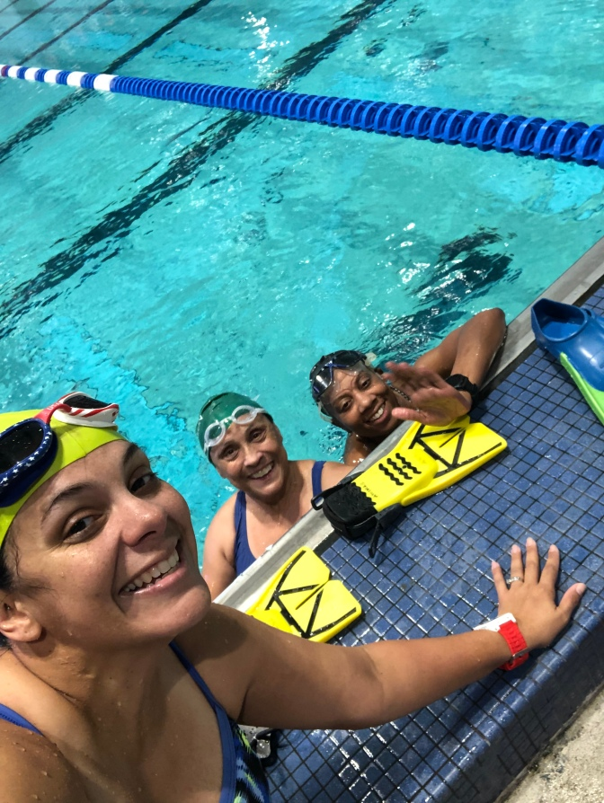 Friday – Swim Workout