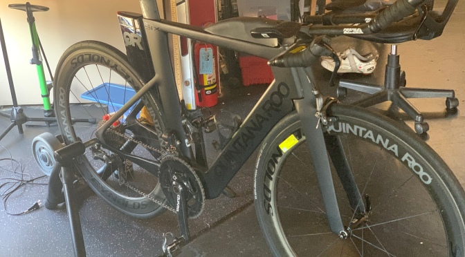 Quintanaroo Tri Bike P6 – For Sale