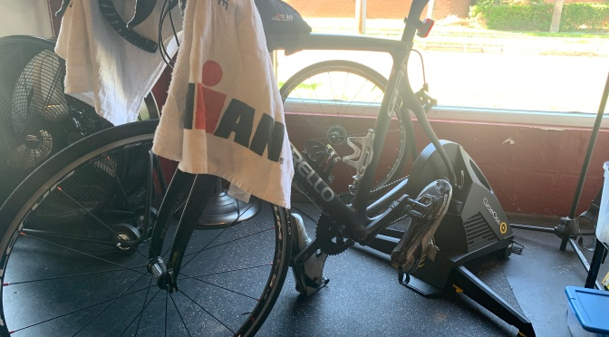 Bike Trainer Session – Wednesday 7 pm