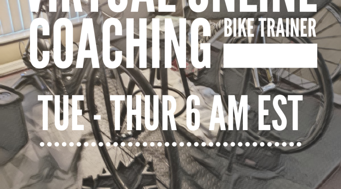 Virtual Online Coaching – Bike Trainer