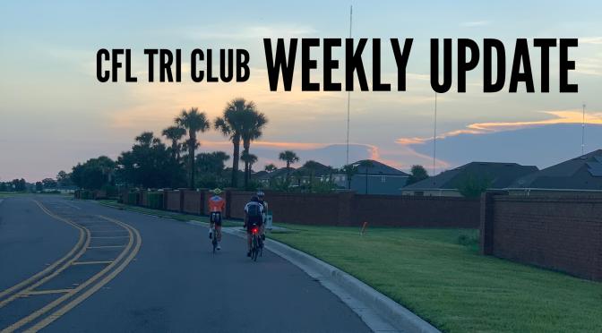 Week of August 10 – 16, 2020