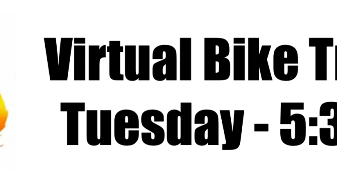 Tuesday – Bike Trainer