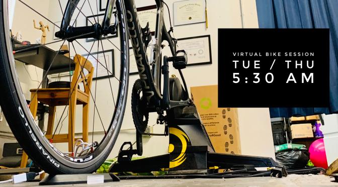 Bike Trainer – Tue / Thur