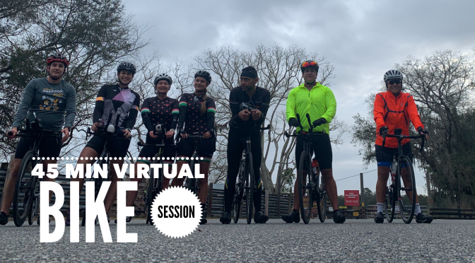 Wednesday – Bike Session