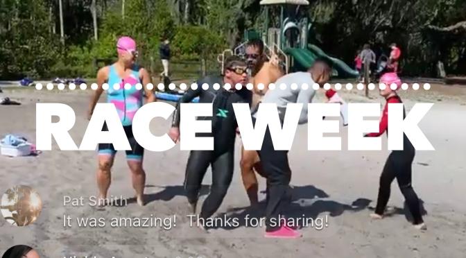 Race Week – April 12 – 18, 2021