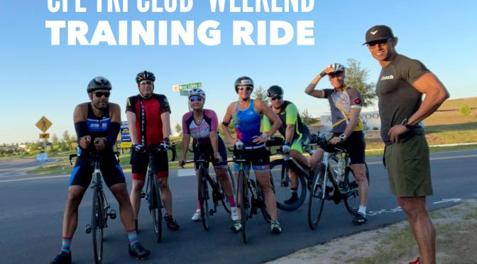 Weekend Update – Bike Ride