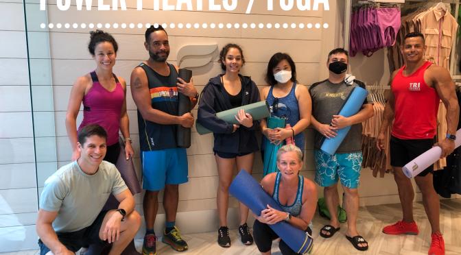 Special Event Power Pilates / Yoga