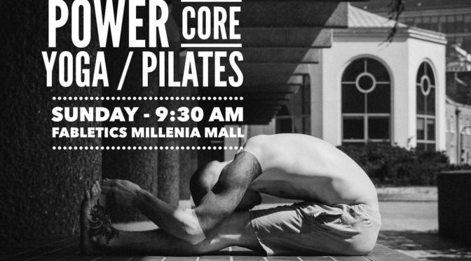 Power Core Yoga / Pilates