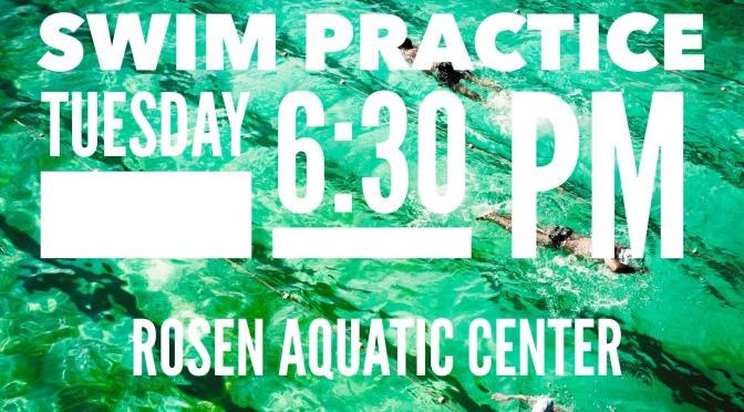 Tuesday – Swim